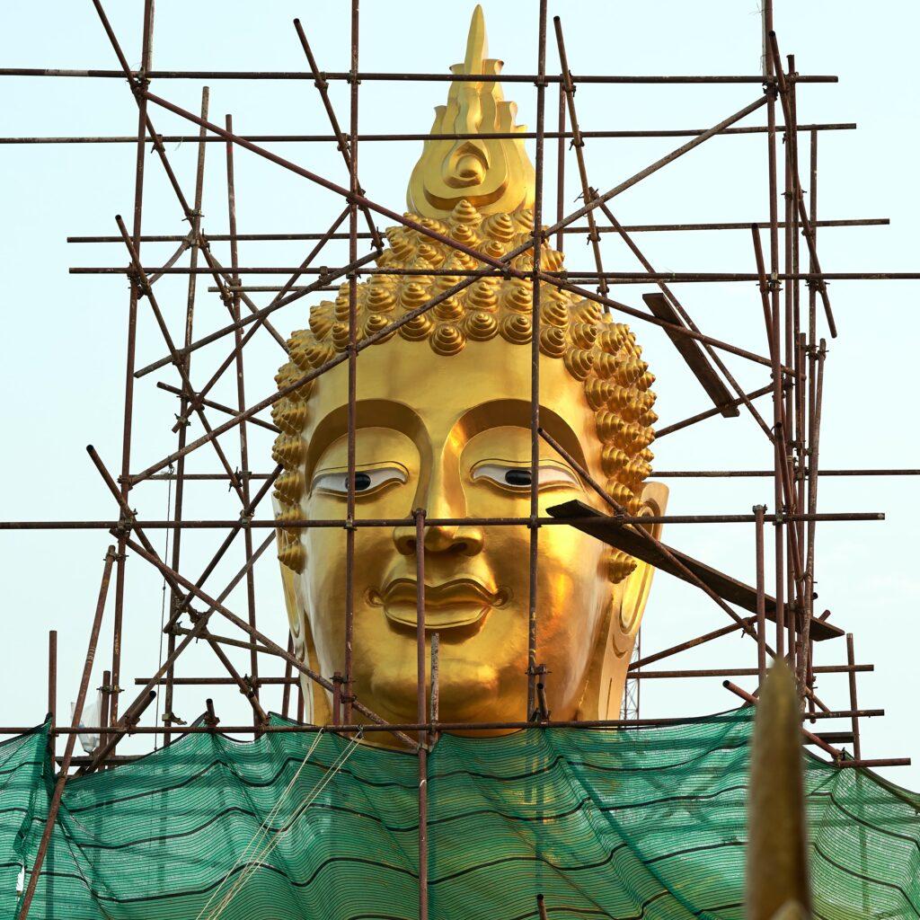 croyances limitantes - le Bouddha en prison